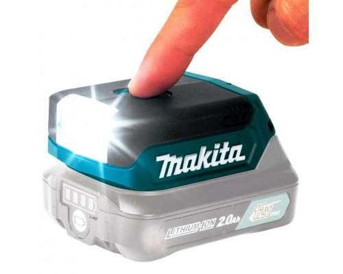 Адаптер фонарь Makita ML103 10.8В - 12В без АКБ и ЗУ