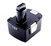 Аккумулятор для Интерскол ДА-12ЭР 1,5А/ч, 12В, NiCd 29.02.03.00.00 (776-812)