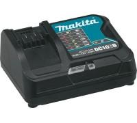 Зарядное устройство Makita 10.8В - 12В, DC10SB, быстрозарядное 199397-3