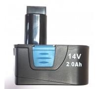 Аккумулятор для Интерскол ДА-14,4ЭР 2,0А/ч, 14,4В, NiCd