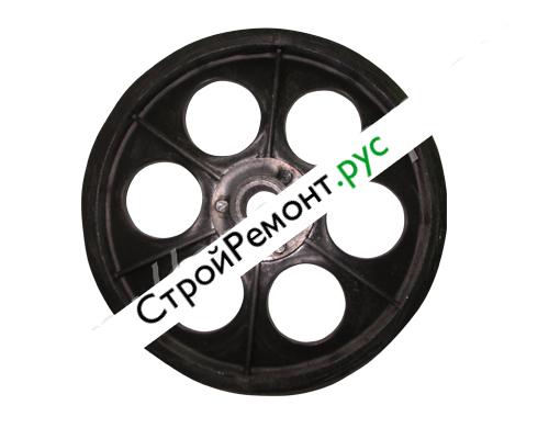 Шкив для бетономешалки внутр. диаметр - 17;внешний диаметр - 162. скос 006-0623