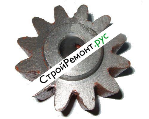 Шестерня на бетономешалку 12 лучей с выступом подходят на БС130 006-0580
