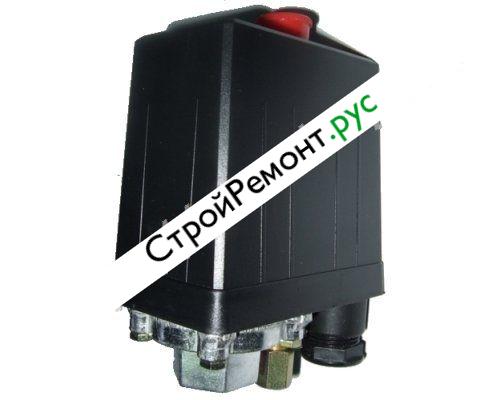 Реле (редуктор) давления на компрессор 1 выход 220В 080-2000