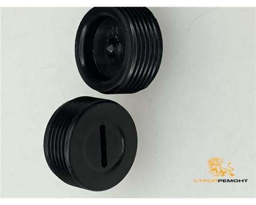 AG9015P-28 заглушка (D16, h7,5мм) /CARBON BRUSH CAP/ STURM