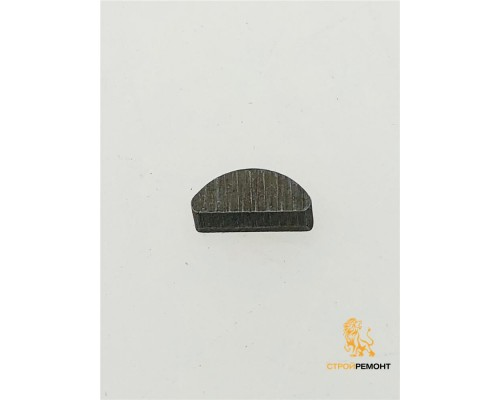 AG9511-7 шпонка /WOODRUFF KEY 3X37X10/ STURM