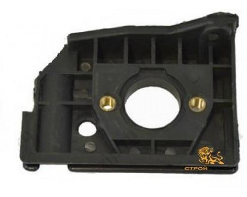 Адаптер карбюратора для бензопилы 45, 52 в комплекте (теплоизолятор) (2 части)