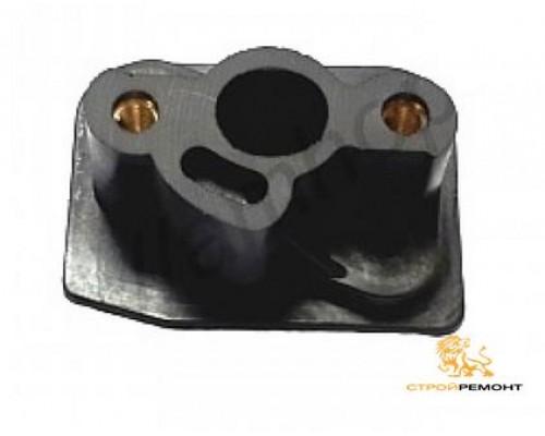 Адаптер (переходник) карбюратора для бензокос 33 см3 текстолит-теплоизолятор