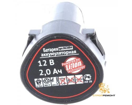 Аккумуляторная батарея для Li-Ion Калибр АСО-12