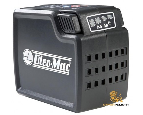 Батарея аккум. 40В 5,0Ач OM Oleo-Mac