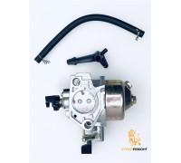 Карбюратор бензогенератора Honda серии GX340, GX390, GX610 мощностью 5-7 кВт