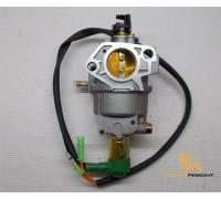 Карбюратор для бензинового двигателя GX 390 с электроклапаном