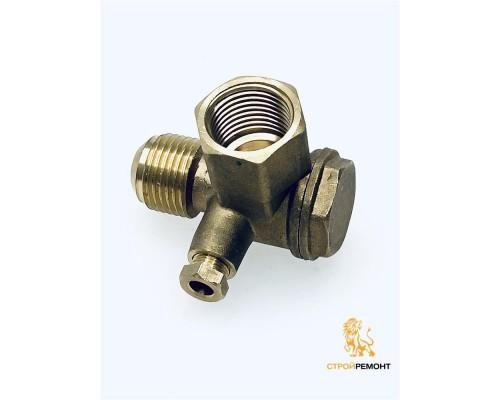 Клапан обратный двухцилиндрового компрессора Кит (арт. 080-0201)