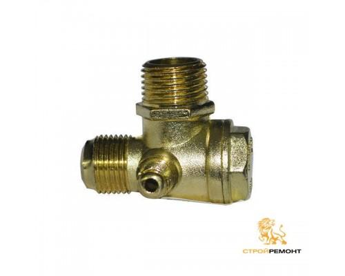 Клапан обратный одноцилиндрового компрессора (2) 1/2НхМ3/4 (18,5мм)
