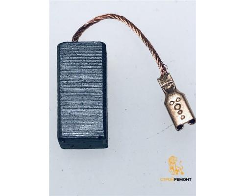 ПЕС-2585.в2.1-73 щетка угольная 8х5х17, клемма /CARBON BRUSH/ СОЮЗ (1 шт.)