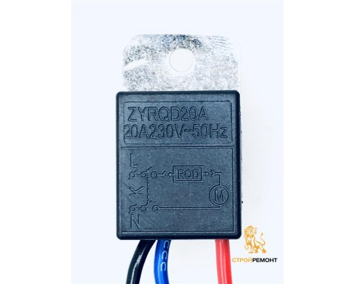 Плавный пуск,подходит для всех видов УШМ, электрокос ,электропил 20А (307.3)