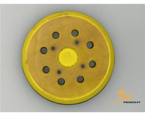 Подошва для орбитальных шлифмашин 125 мм (4 отверстия под крепление) Bosch