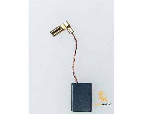 УШС-90121-41 щетка угольная 11х5х15, клемма (совм. Makita 9555HN) /CARBON BRUSH/ СОЮЗ(1 шт.)