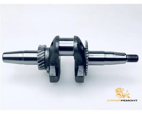 Вал коленчатый PPG-3900 01.026.00022 Carver