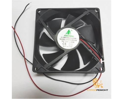 Вентилятор 92x92x25 Fonsoning FSY92S24H 24v 0.20a