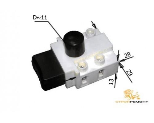 Выключатель (124) для циркулярной пилы Интерс ДП-2000