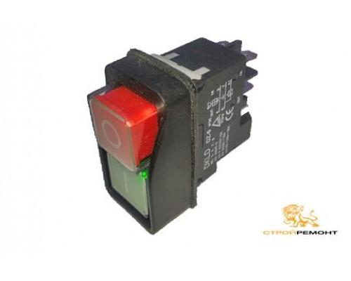 Выключатель (131-5) для бетономешалок 5 контактов, компрессоров, сверлильных станков
