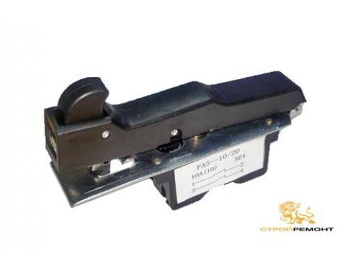 Выключатель (136) для УШМ ИНТЕРС 150/180/210/230, Hitachi 180