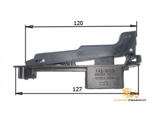 Выключатель (143) для УШМ DWT 230