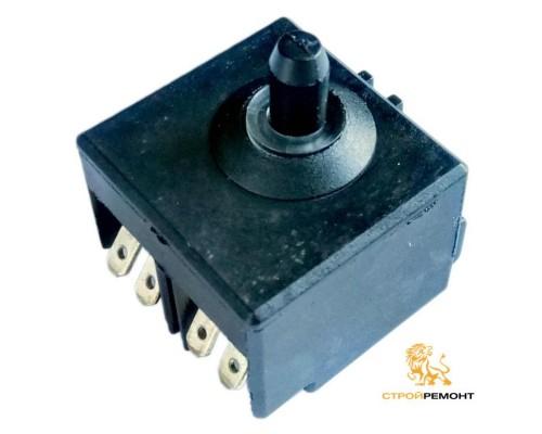 Выключатель (149А) для УШМ Интерс 115-125 с боковыми направляющими