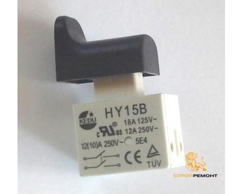 Выключатель (287) для Интерс ДП-165/1200; ДП-190/1600; ДП-210/1900М