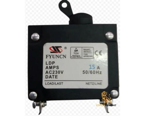 Выключатель (333-2) автомат для генератора большой свыше 3кВт